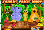Game Cửa hàng trái cây
