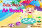 Trò chơi Bé đi tắm biển
