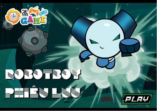 Robotboy phiêu liêu