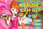 Game Salon làm đẹp