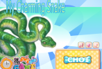 Game Chăm sóc rắn cưng