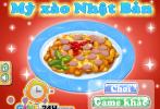Game Mỳ xào Nhật Bản