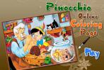 Game Tô Màu Pinocchio