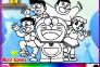 Trò Chơi Doraemon Tô Màu