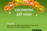 Trò Chơi Cocomong Xếp Hình
