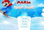 Trò chơi Mario Trượt Tuyết
