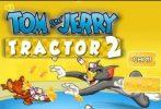 Game Tom Và Jerry Lái  Máy Cày
