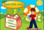 Game Ben 10 Ăn Bánh Kem