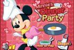 Game Vào Bếp Cùng Minnie