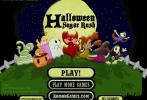 Game Ném kẹo Halloween
