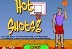 Trò chơi Tập ném bóng rổ