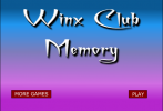 Game Winx ghi nhớ hình