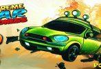 Game Lái xe điên