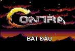 Game Contra 30 mạng