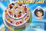 Trò Chơi Làm bánh sinh nhật nobita