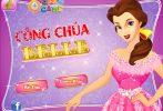 Trò chơi Công chúa belle