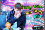 Game Trang điểm Sơn Tùng MTP