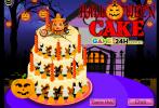 Game Bánh kem halloween