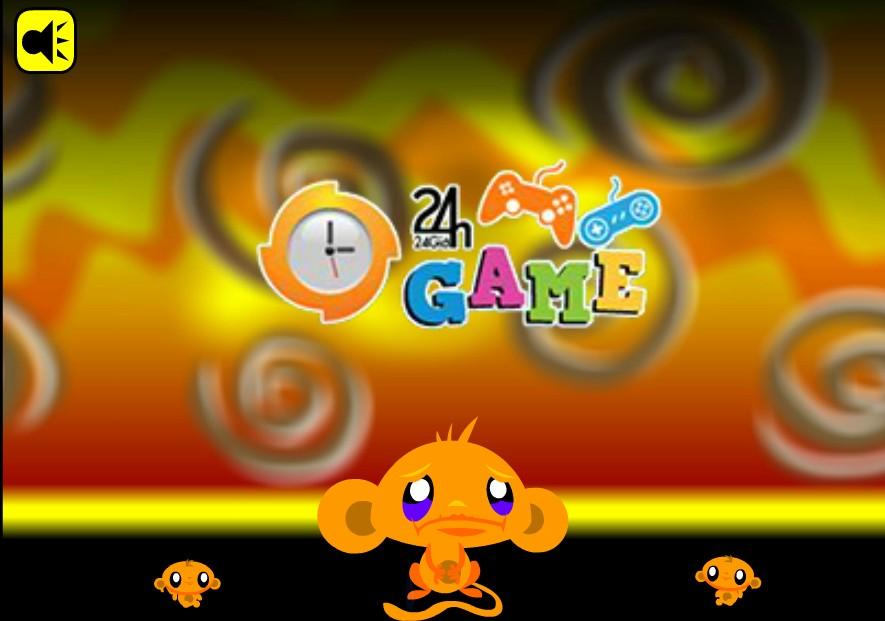 Game Chú khỉ buồn 29