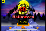 Game Chú khỉ buồn halloween