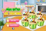 Game Bánh kem mùa hè