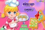 Game Bánh quy cherry