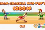 Game Chạy cự ly 1200m