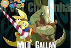 Game Chiến binh thỏ Milo