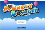 Trò chơi Khỉ đột thả bom