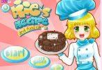 Game Bánh kem socola