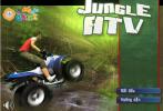 Game Đua xe mô tô địa hình rừng