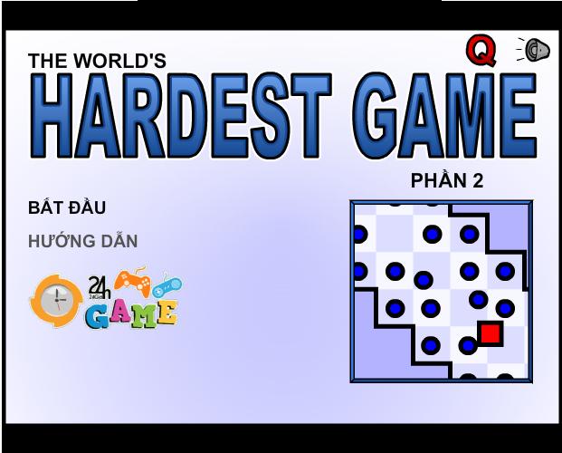 trò chơi khó nhất thế giới 2