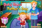 Trò chơi Baby Hazen: ngày của cha