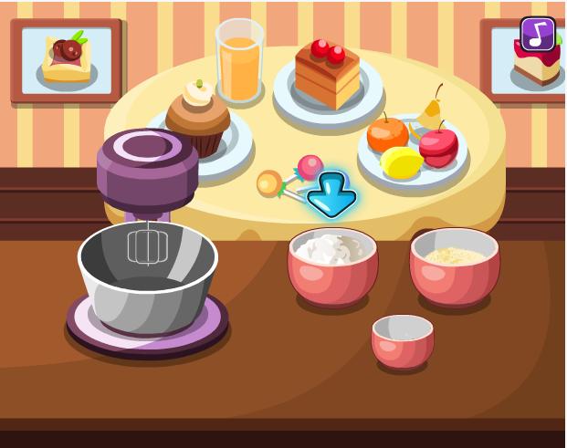 game làm bánh shoffly