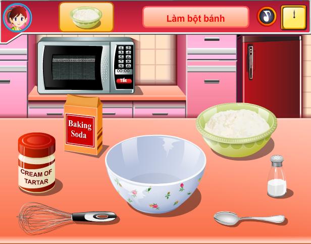 game bánh nướng kỳ lân