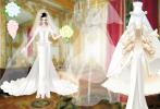 Game Mặc váy cho cô dâu