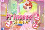Game Công chúa giản dị