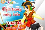 Game Thời trang cướp biển