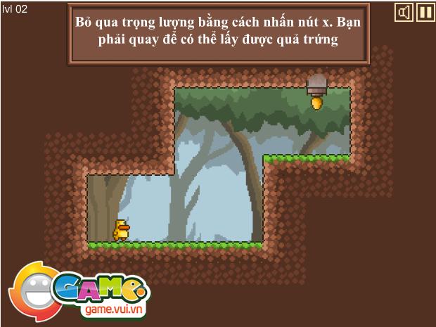 choi game vịt con tìm trứng