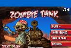 Game Xe tăng diệt zombie
