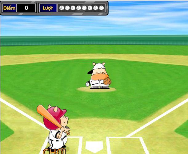 game ngôi sao bóng chày