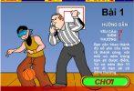 Game Thi đấu bóng rổ
