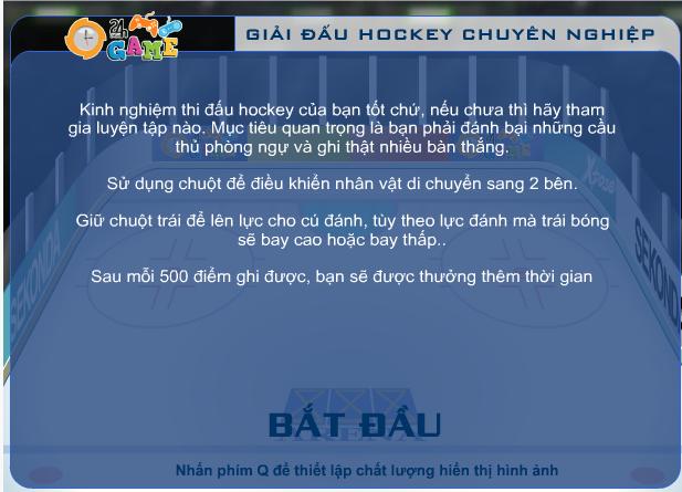 nhà vô địch Hockey