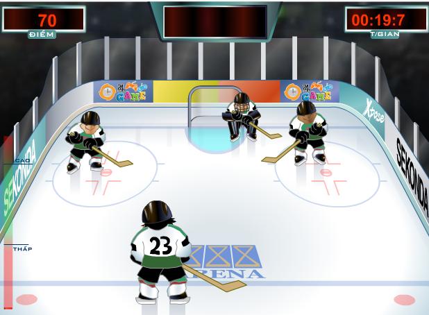 choi game nhà vô địch Hockey