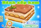 Game Bánh xốp kem