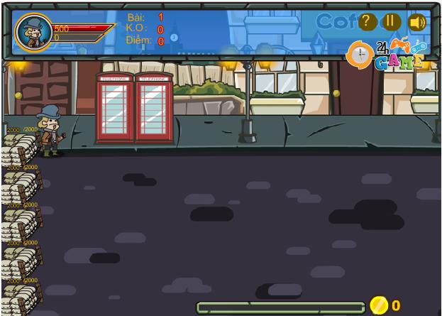 game zombie vỡ tổ