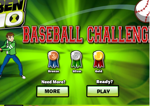 Ben 10 bóng chày