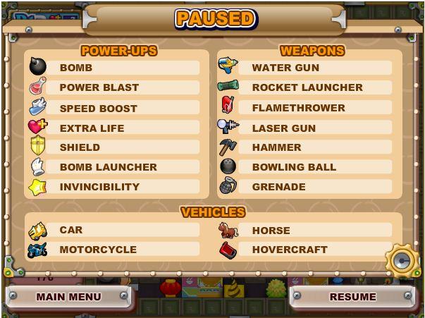 game chiến thuật đặt bom 3