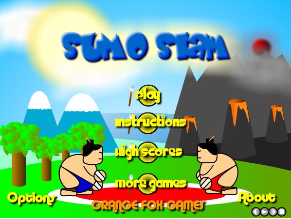 đấu trường sumo