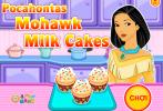 Trò chơi Bánh cupcake kem sữa